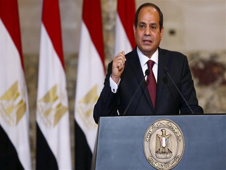 السيسى: ندعم خيارات الشعب السوداني وإرادته الحرة
