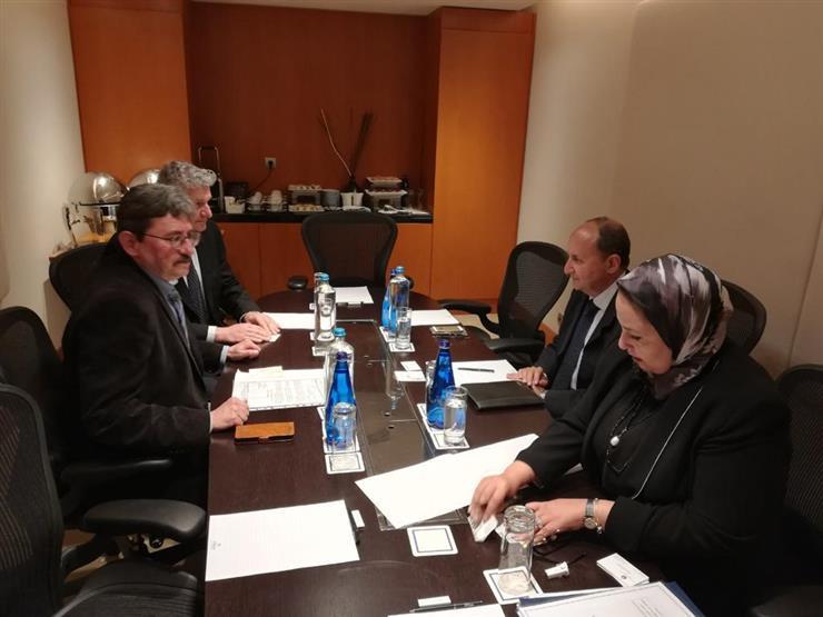 وزارة التجارة: شركات يونانية تبحث زيادة استثماراتها في مصر