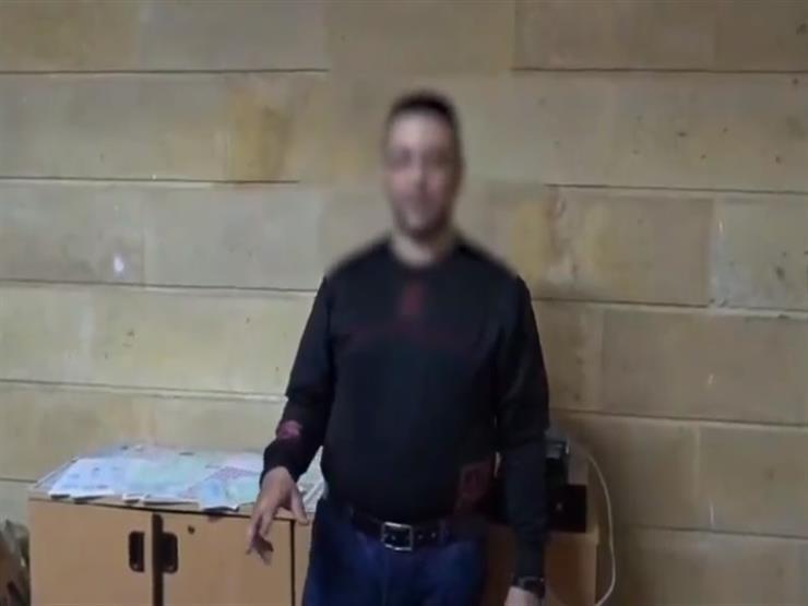 بالفيديو.. سقوط موظف تخصص في تزوير المحررات الرسمية بالشرقية
