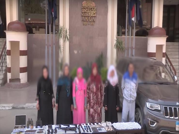 بالفيديو.. ضبط 12 كيلو هيروين وحشيش خلال استهداف بؤر إجرامية بالجيزة والإسكندرية