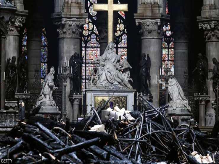 استطلاع: 47% من الألمان يؤيدون مشاركة برلين في إعادة بناء كاتدرائية نوتردام