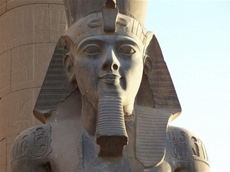 كشفان أثريان وتنصيب آخر تمثال لرمسيس الثاني.. أخبار متوقعة