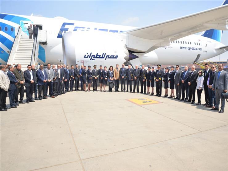"""""""مصر للطيران"""": طائرة """"الأحلام 2"""" ثورة في عالم النقل الجوي"""