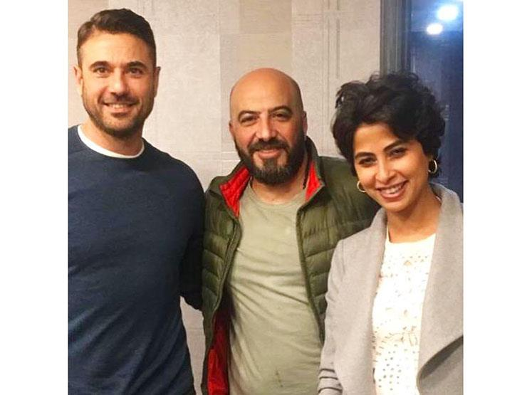 """تفاصيل استعداد """"كايرو شو"""" لتقديم أحمد عز وروبي في مسرحية """"علاء الدين"""""""