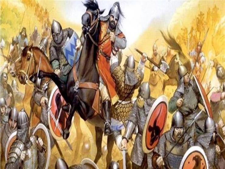"""""""القادسية"""".. حيث انتصر المسلمون على الفرس وأفيالهم"""