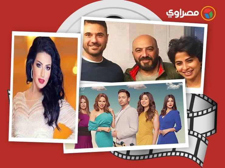 النشرة الفنية| سمية الخشاب عن محمد صلاح: راجل بجد.. ووفاة فنان ومخرج