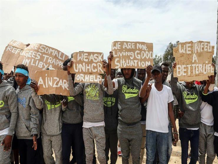 الأمم المتحدة: إجلاء 163لاجئا من ليبيا إلى النيجر