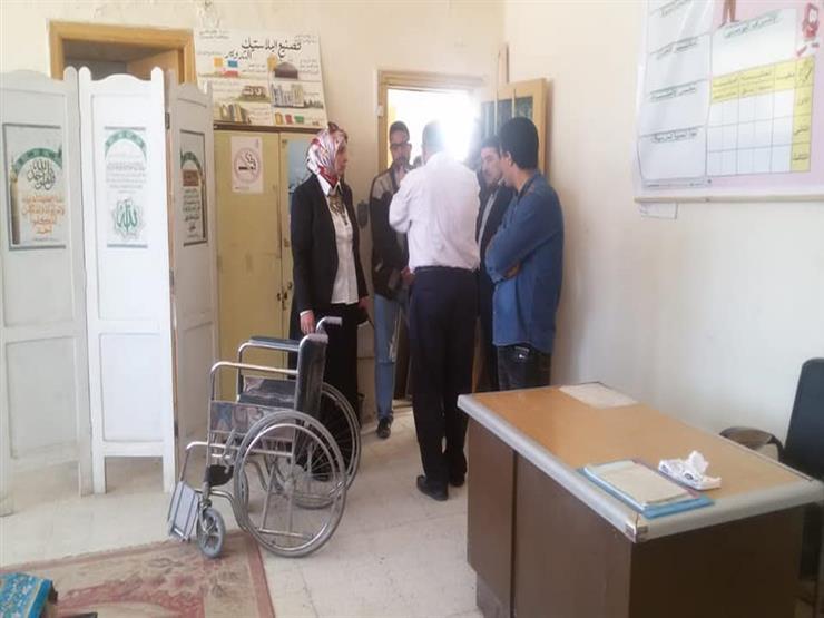تسليم لجان الاستفتاء بعد تجهيزها في شمال سيناء