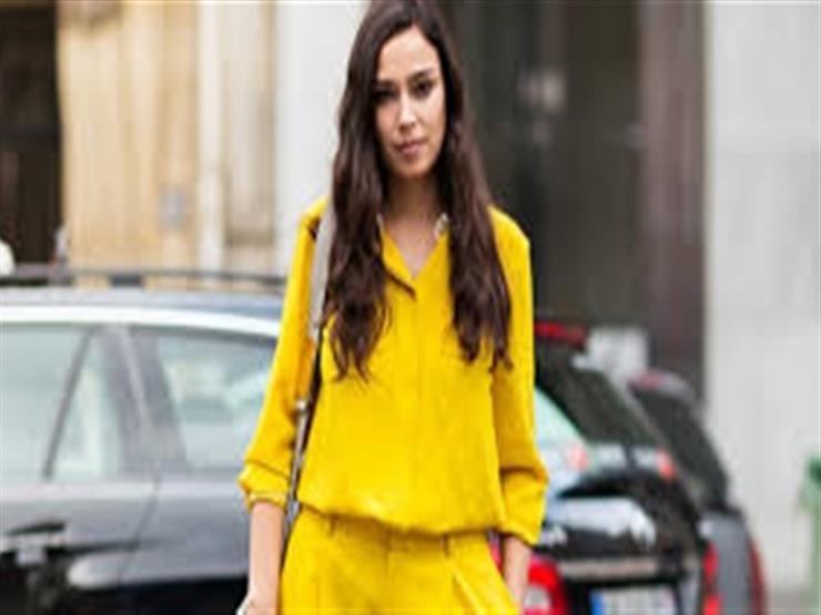 الأصفر الليموني لون ربيع 2019