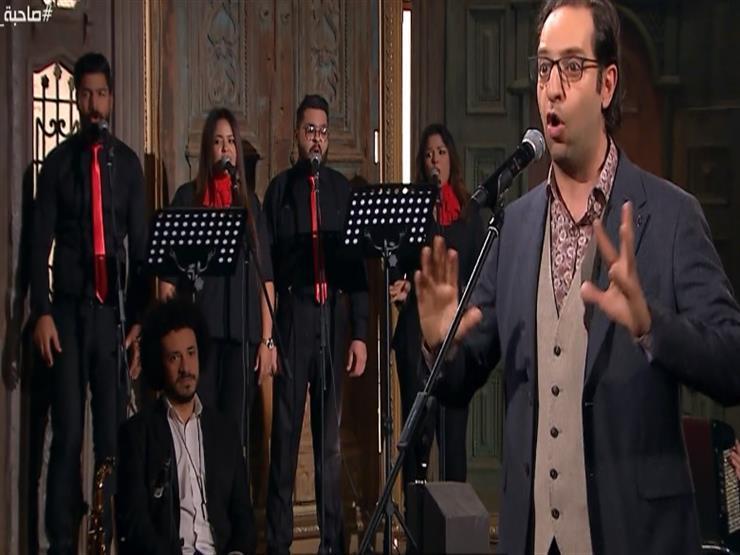 """أحمد أمين يُشارك إسعاد يونس منولوجًا كوميديًّا في """"صاحبة السعادة"""""""