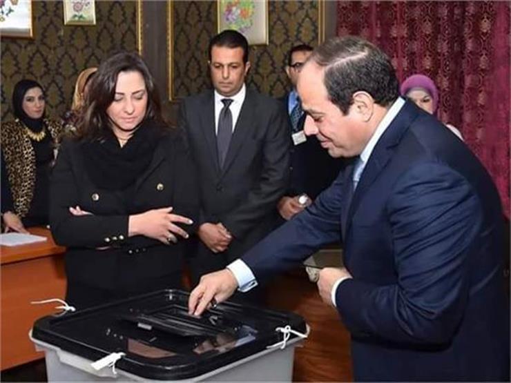 """ابنة """"هشام بركات"""" تشرف على لجنة السيسي الانتخابية"""