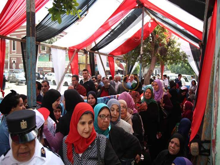 عمليات مجلس الدولة: الانتخابات تجرى في أجواء احتفالية وتعاون مثمر بين القضاة والجيش والشرطة