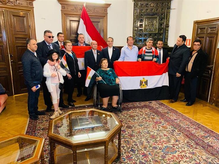 لليوم الثاني.. الجالية المصرية بالسويد تصوت على التعديلات الدستورية