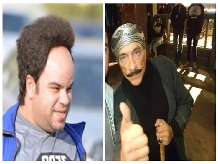 محمد عبد الرحمن يعلق على صورة فان دام بالزي الصعيدي