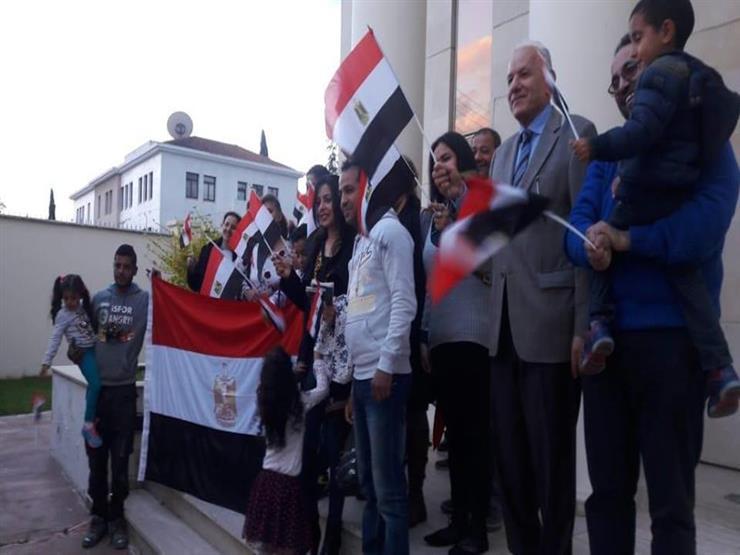 اتحاد الجاليات المصرية في أوروبا يؤكد تأييده ودعمه للرئيس السيسي