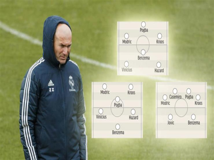 تحليل.. كيف يظهر ريال مدريد الموسم المقبل بعد قرار زيدان؟