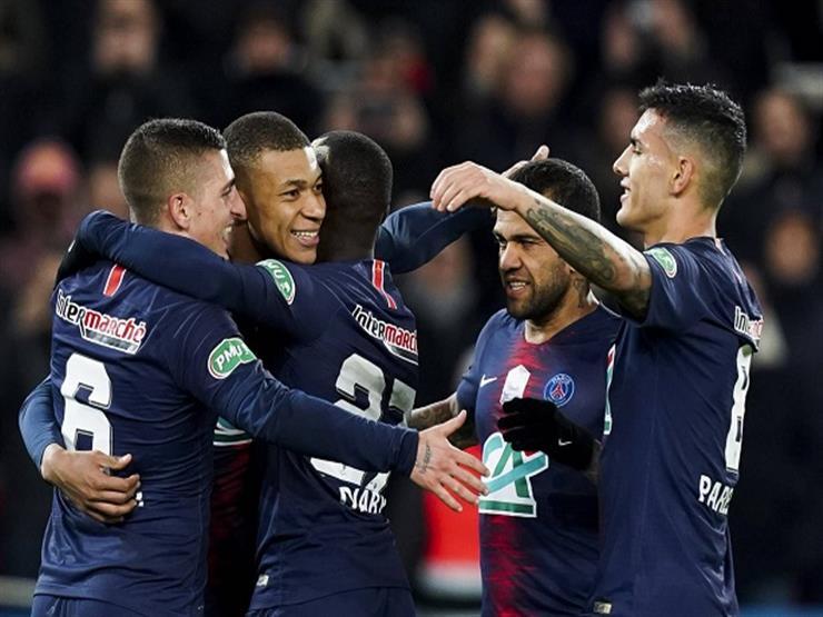 رسميا.. باريس سان جيرمان يحتفظ بلقب الدوري الفرنسي