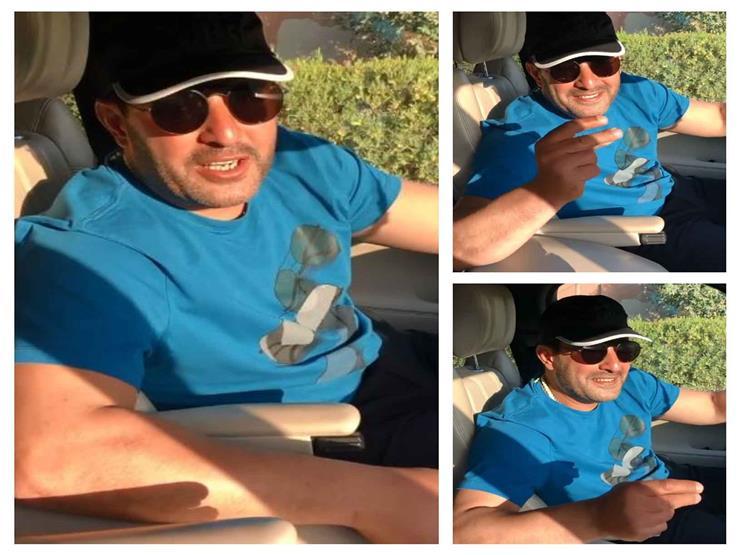 بالفيديو| أحمد السقا يكشف عن مقطع من الأغنية الدعائية لمسلسله