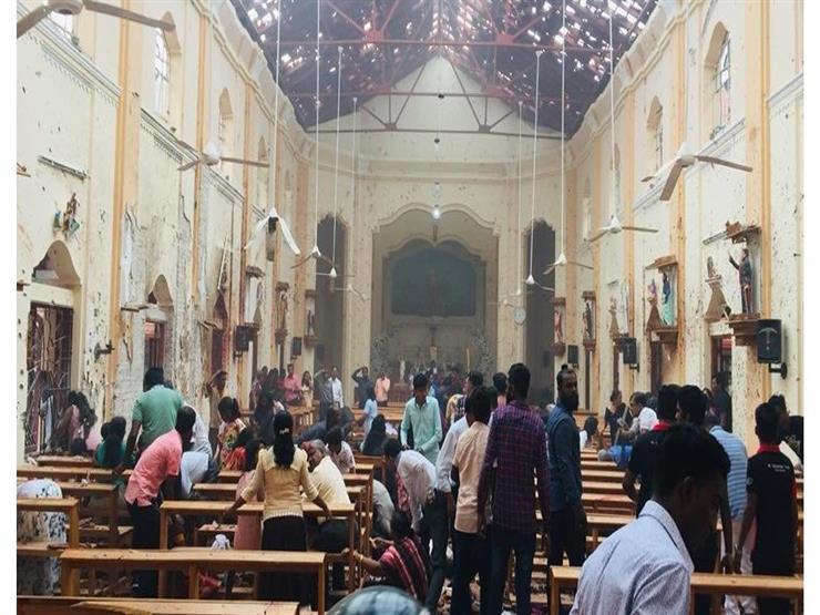 العراق يدين تفجيرات سريلانكا