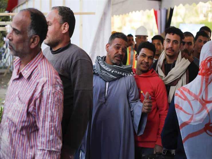 50 صورة من اليوم الثاني في استفتاء التعديلات الدستورية بالداخل