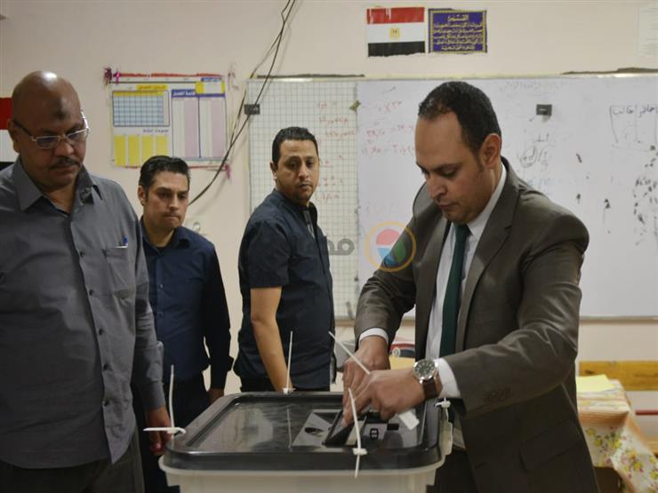 غلق باب التصويت في ثاني أيام الاستفتاء على التعديلات الدستورية