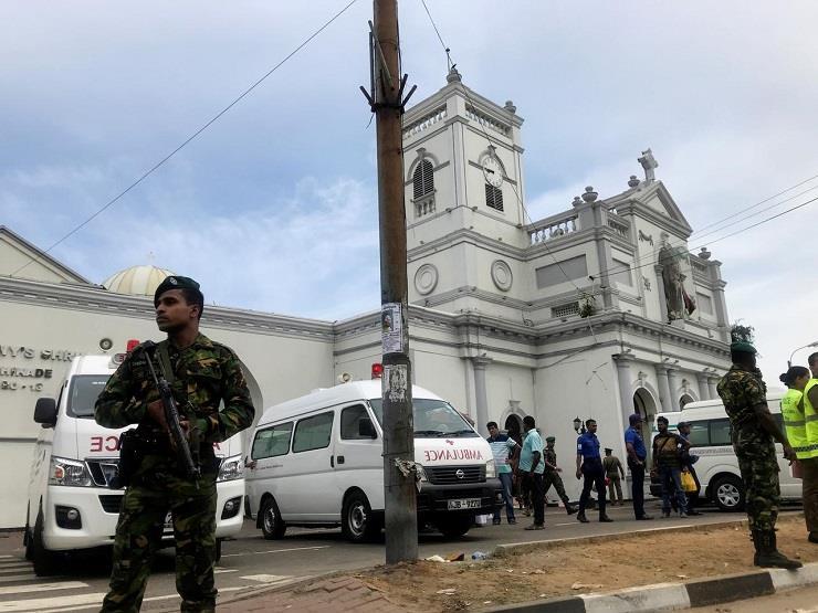 رويترز: انفجار جديد قرب إحدى الكنائس في العاصمة السريلانكية - مصراوي thumbnail