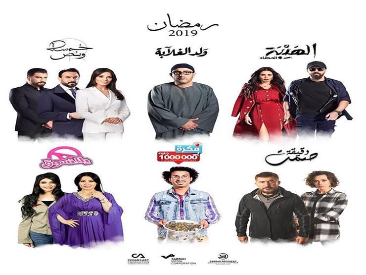 صادق الصباح ينافس في رمضان بـ6 مسلسلات.. لبنانية ومصرية وسعودية