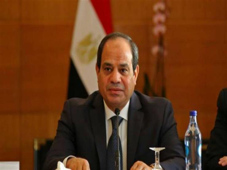 السيسي يهنىء أقباط مصر بالخارج بعيد القيامة المجيد