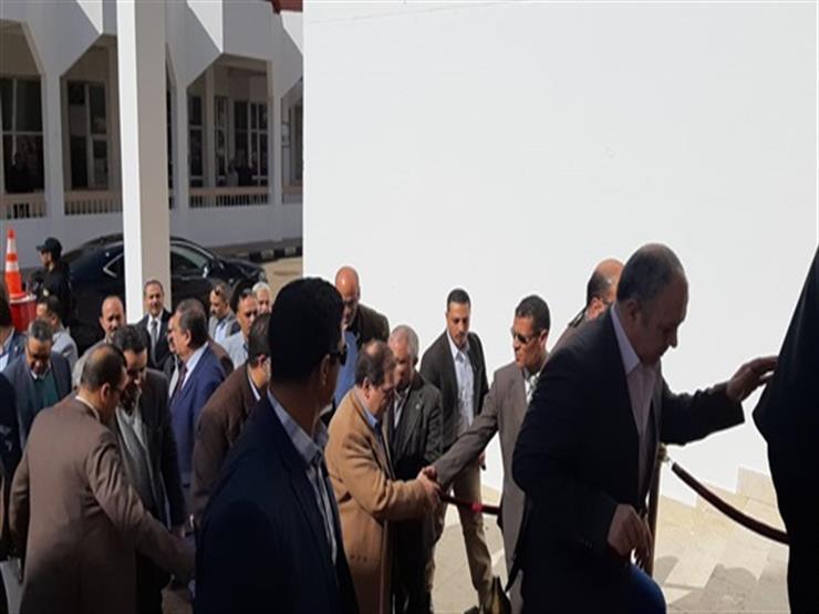 وزير البترول ومحافظ أسيوط يتفقدان تنفيذ أكبر مشروعي تكرير في الصعيد