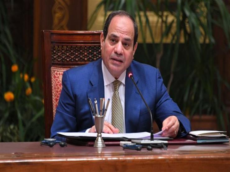 السيسي: تحرير سيناء دليل على بطولات العسكرية المصرية وبراعة المفاوض