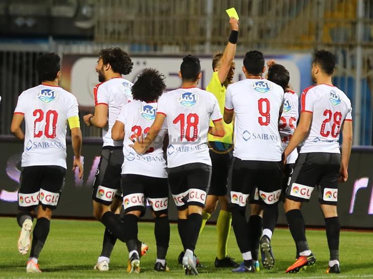 تقرير.. مصراوي يرصد موقف معاري الزمالك.. اقتراب 4 لاعبين