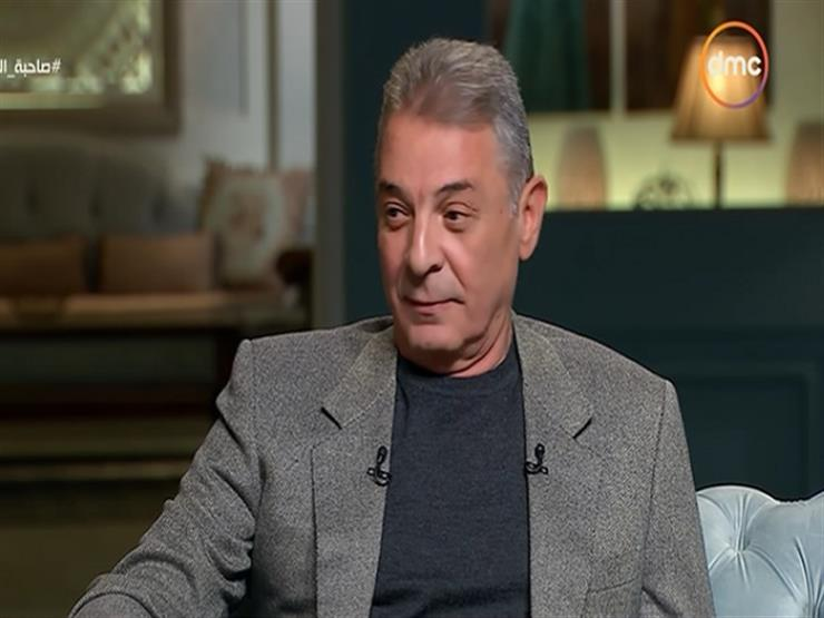 """محمود حميدة: التليفزيون اشترى """"سيدتي الجميلة"""" بـ500 جنيه"""