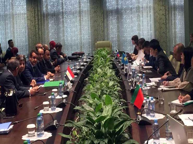 مصر تختتم ثاني جولات مفاوضات اتفاق التجارة الحرة مع الاتحاد الأوراسي