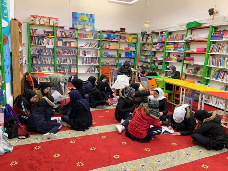 بين مكتبات القدس.. فريق فلسطيني يروي تاريخ الوطن لطلاب المدارس (حوار)