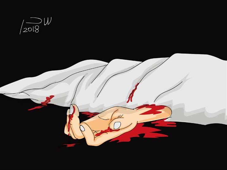 طعنه في السوق.. مقتل شاب على يد عم حبيبته في الغربية