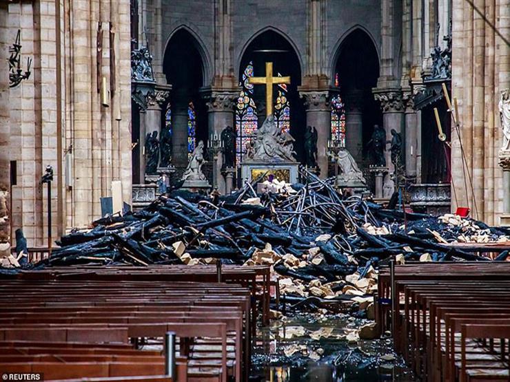 مجلس الشيوخ الفرنسي يقر مشروع قانون إعادة بناء كاتدرائية نوتردام