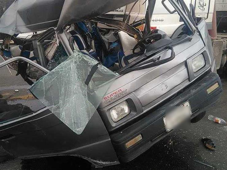 حادث سير يودي بحياة 5 أشخاص في الشيخ زايد
