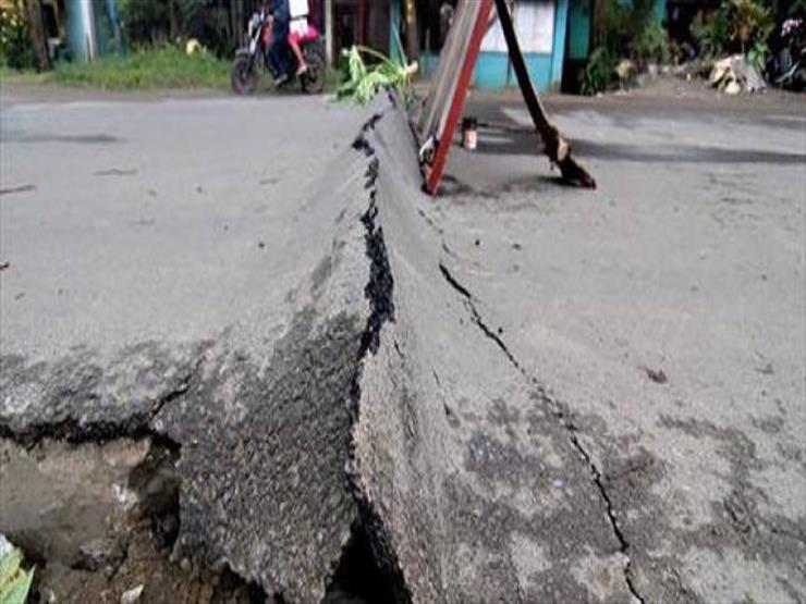 زلزال بقوة 6.3 درجة يضرب منطقة التبت جنوب غربي الصين