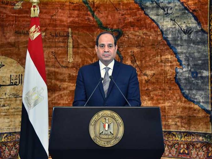 السيسي: يوم تحرير سيناء صفحة مضيئة في تاريخ الوطن