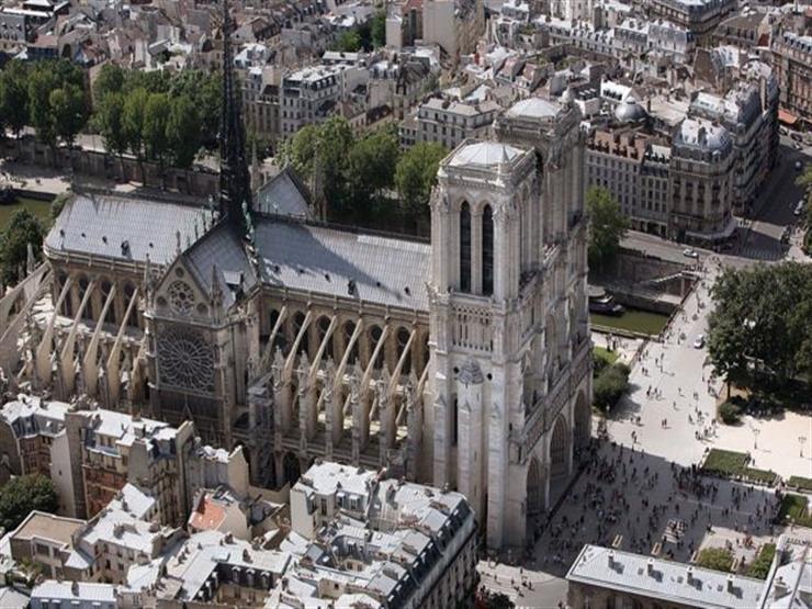 الأسبوع المقبل.. إقامة أول قداس في كاتدرائية نوتردام بباريس منذ احتراقها