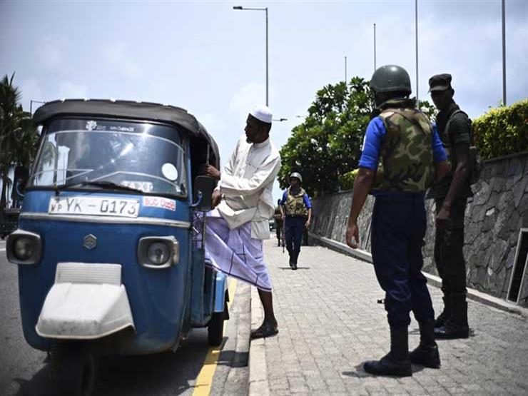 شرطة سريلانكا تقبض على 7 أشخاص على خلفية تفجيرات الأحد الماضي