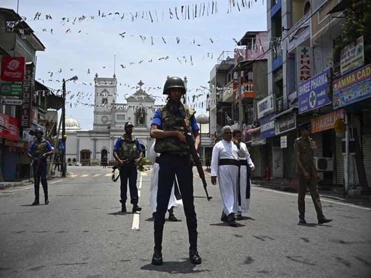 السريلانكا: 15 جثة في منزل بعد تفجيرات