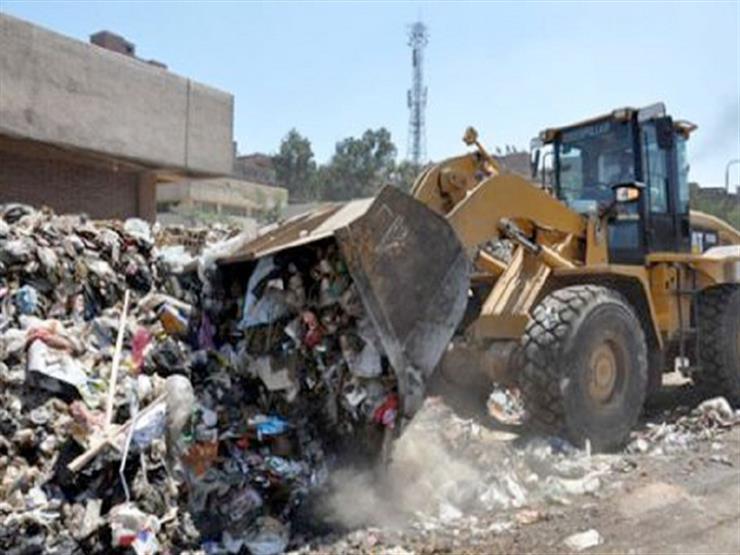 البيئة: رفع 10 أطنان مخلفات بحي النزهة استجابة لشكاوى المواطنين