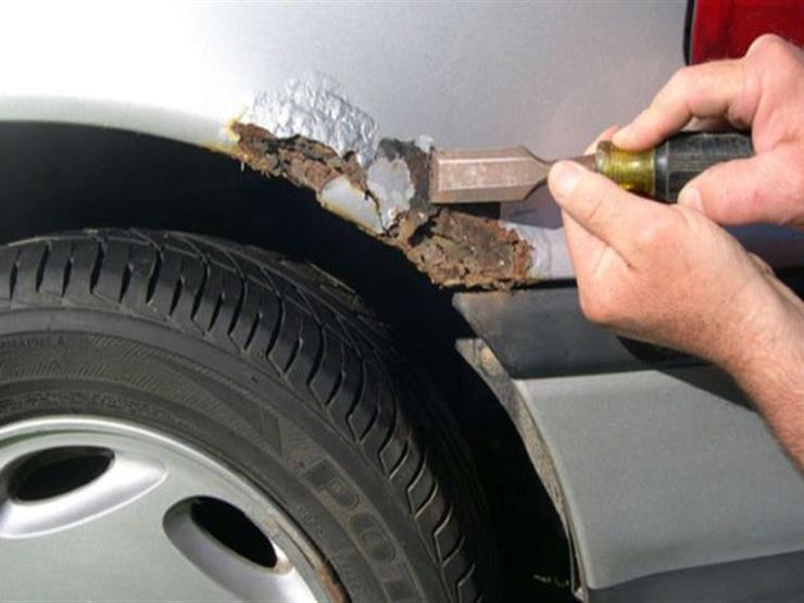 """خطوات بسيطة لمكافحة الـ""""صدأ"""" الذي يصيب السيارة ومنع انتشاره"""