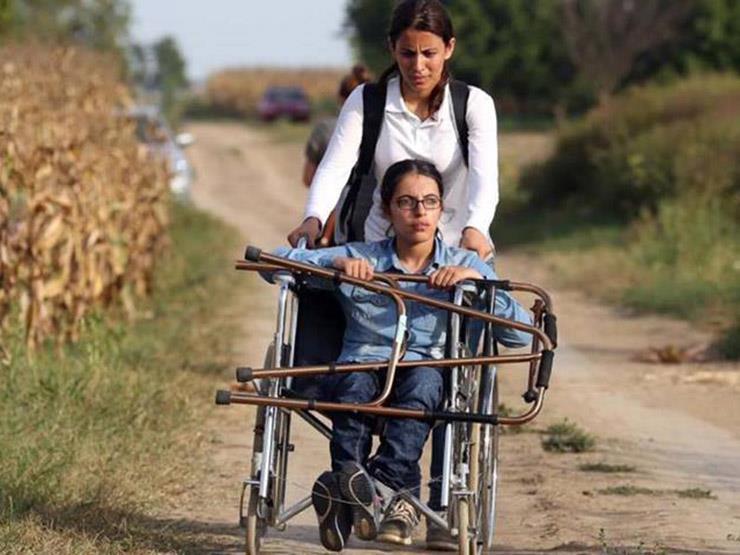 """نوجين مصطفى.. قصة فتاة سورية فرّت من الحرب """"على كرسي متحرك"""""""
