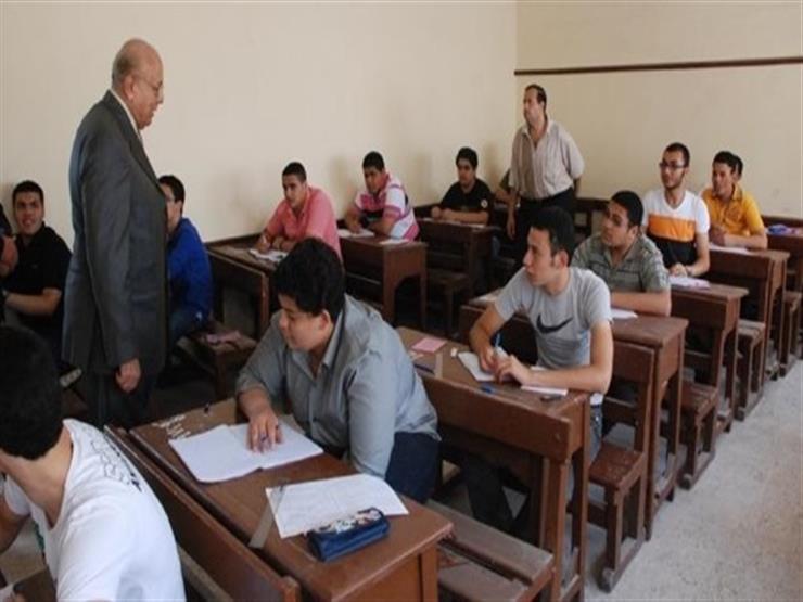 نهائيًا.. التعليم تعلن: امتحانات أولى ثانوي ورقيًا لـ5 فئات و8 مواد