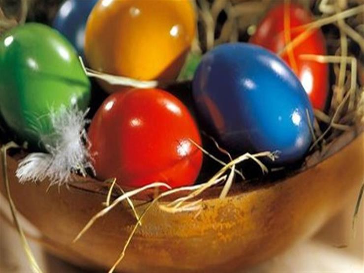 استشاري تغذية: تناول البيض الملون في شم النسيم جائز طبيًا بشرط