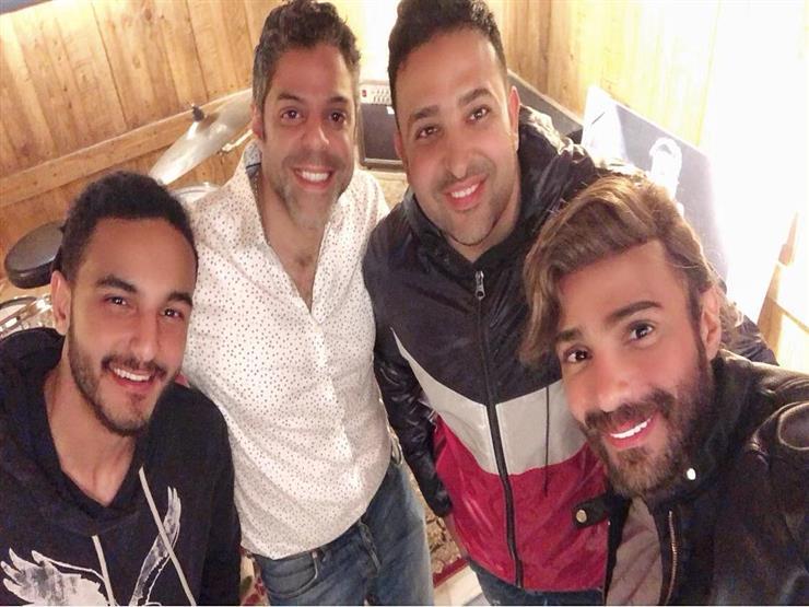 شادي شامل يعود للغناء ويتعاون مع تامر حسين