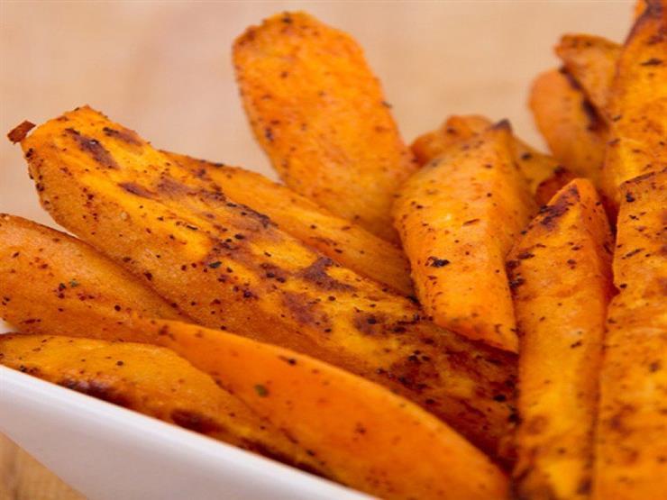طريقة عمل أصابع البطاطس ببهارات المسالا الهندية