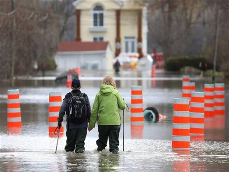 السلطات الكندية تعلن حالة الطوارئ في مونتريال بسبب الفيضانات